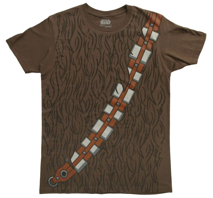 I Am Chewbacca Costume T-Shirt