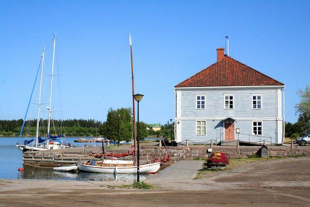 Vuonna 1862 perustettu Raahen viehättävä museo on Suomen vanhin yliopistojen ulkopuolinen museo. #raahe #finland