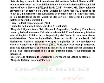 Democracia Social AVE Comité Nacional JORNADAS DE ASESORÍA Y FORMACIÓN DE ASOCIACIONES CIVILES SIN COSTO ALGUNO DSAVE 11 marzo 2012