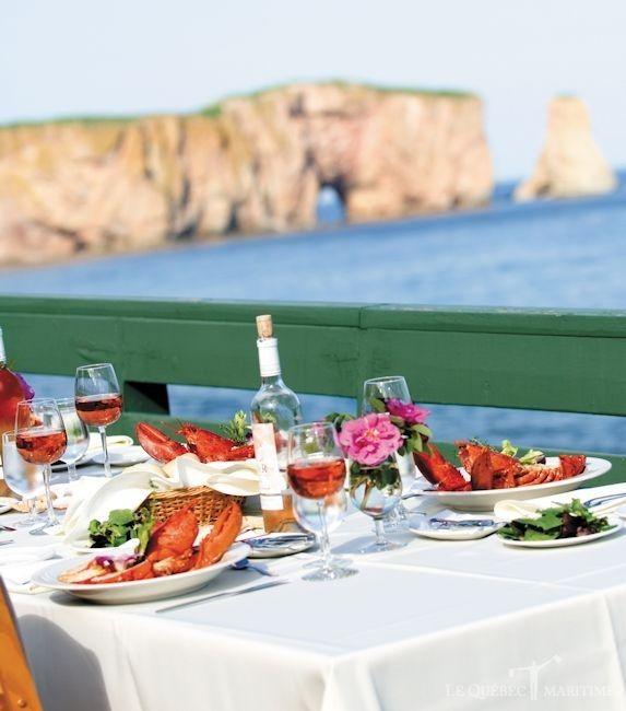 homard pour diner