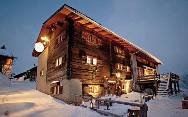 Romantik Maiensäss Guarda Val Hotel Lenzerheide in Lenzerheide, Graubünden | Alpinebooker