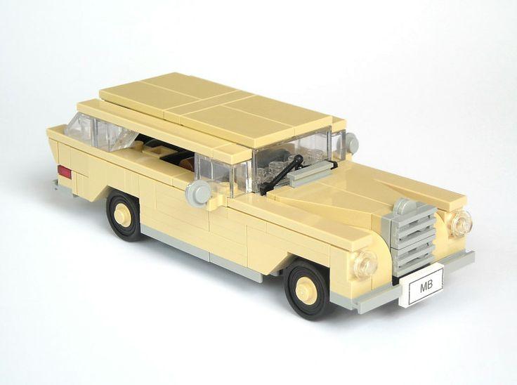 Lego Mercedes