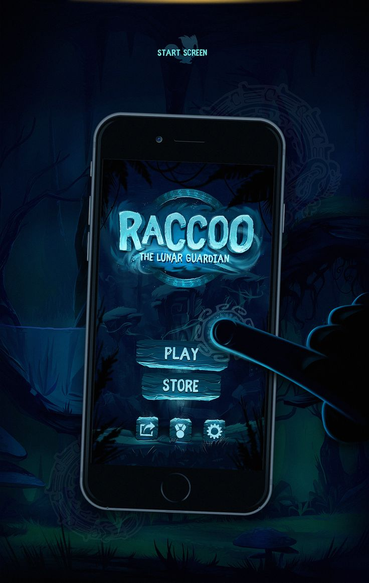 Raccoo TheLunarGuardian on Behance