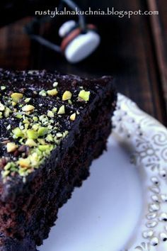 Cucina Rustica - A Casa cucina: torta al cioccolato
