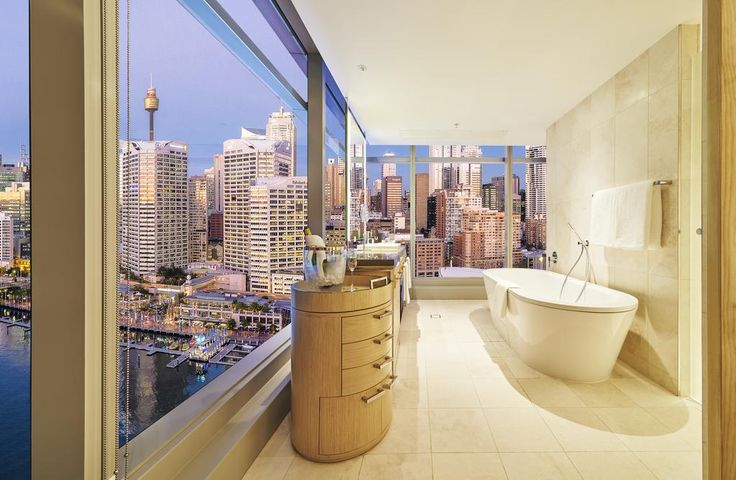 Oh my ♥️♥️ Talk about a fantasy bath at the brand new Hotel (opened 2017) Sofitel Sydney Darling Harbour , Sydney, Australia - 146 . Book your hotel now!