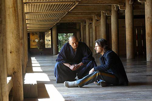 Japanese Filming Locations of dramas and movies. - the Last Samurai