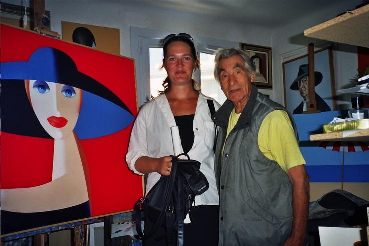 Im Atlelier, 2003