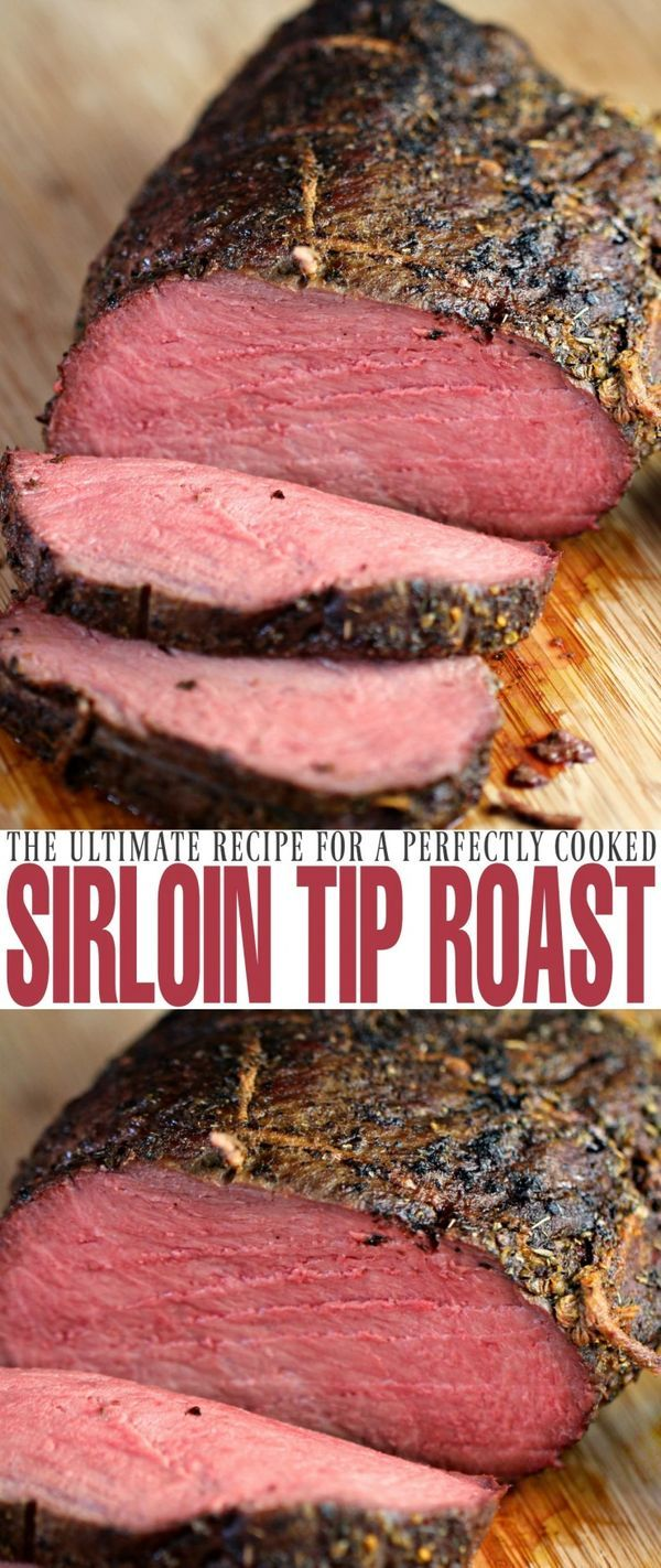 Check out Sirloin Tip Roast. It's so easy to make! | Cas ...