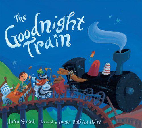 The Goodnight Train by June Sobel http://www.amazon.com/dp/0547718985/ref=cm_sw_r_pi_dp_u3bdvb0GY7T07