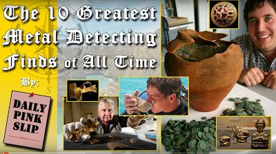 Best Metal Detecting Finds Ever