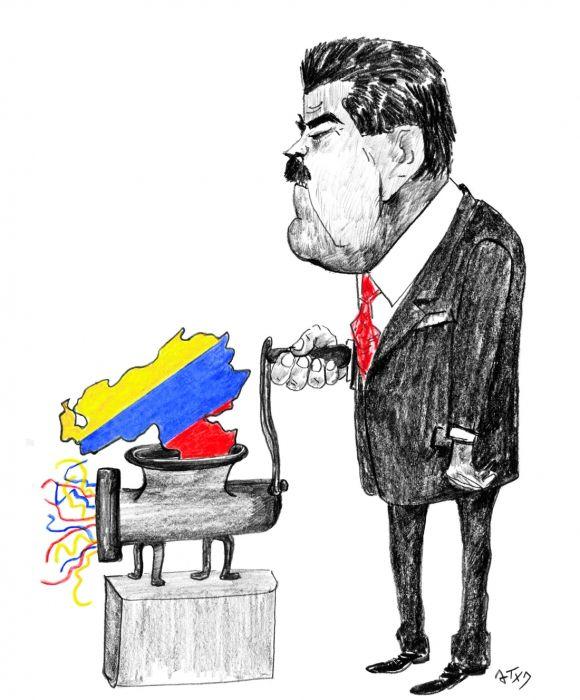 Resultado de imagen para Caricaturas de Raúl Morodo