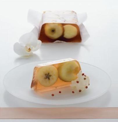 Apple terrine