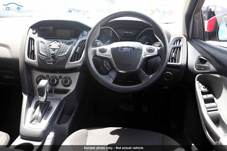 2013 Ford Focus LW MKII Ambiente PowerShift