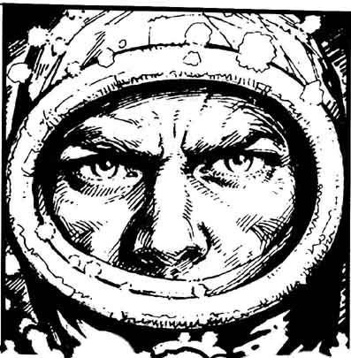 EL ETERNATURA (Oesterheld - Solano López): Uno de los clásicos de la novela gráfica escrita en español. Una historia argentina de ciencia-ficción sobre un mundo terriblemente nevado. No es fácil contarse entre los supervivientes. http://www.normaeditorial.com/ficha/012034280//