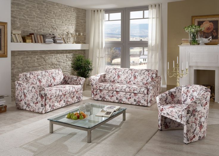 Amazing Polstergruppe Vincent Im Landhausstil Mit Schlafsofa Sofa Sessel 21573. Buy  Now At Http:/
