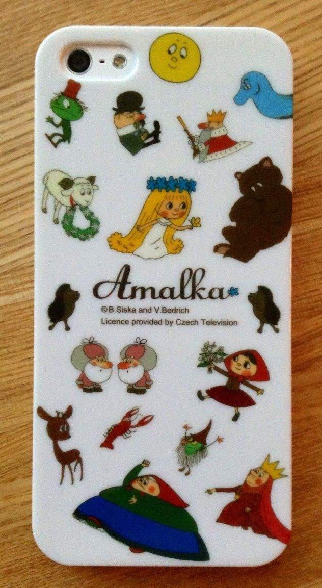 My iPhone case♪ Amalka