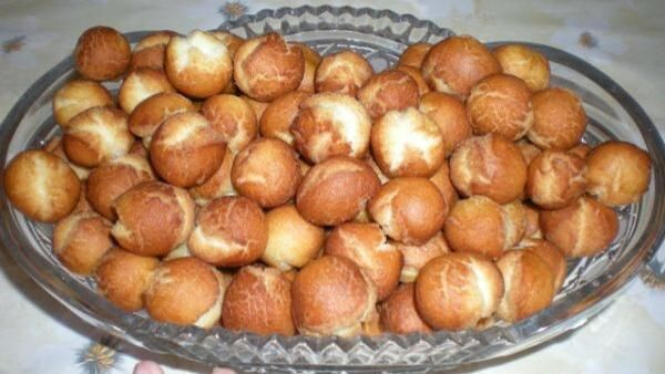 Вкусные шарики - Кулинарные рецепты