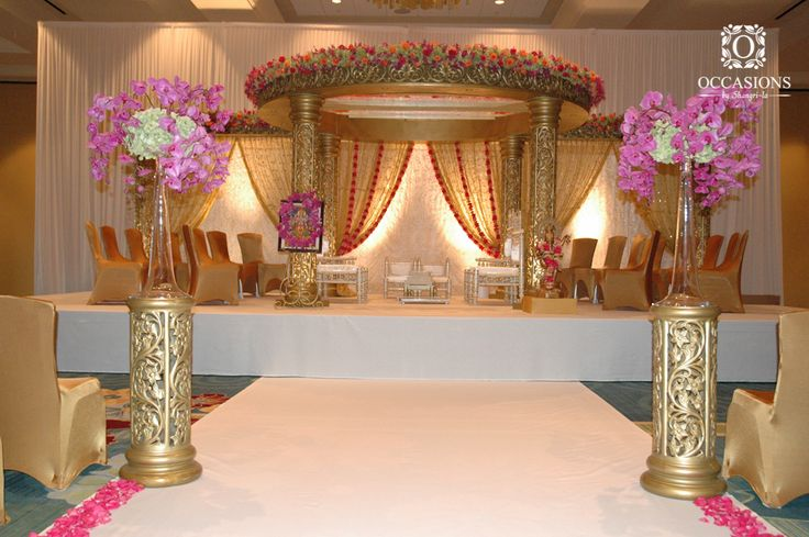 Indian Wedding Mandaps | Event Decorators