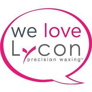 Happy lycon waxing! I love Lycon!