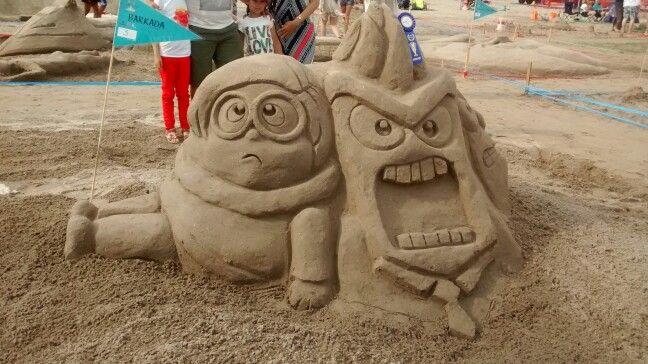Cobourg Sand Castle Festival 2015