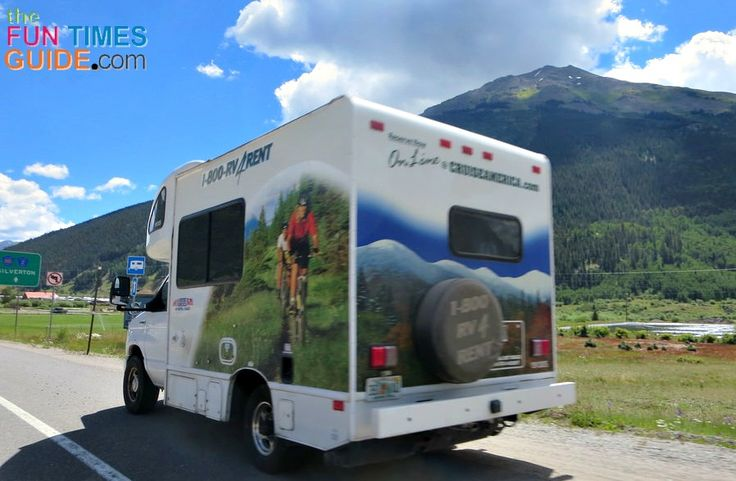 Great tips before you Rent An RV for the first time!