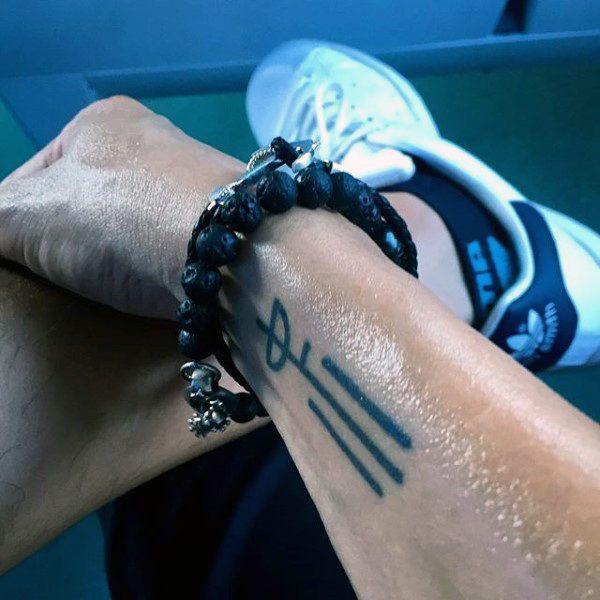 Wrist Tattoos For Men – Masculine Design Ideas