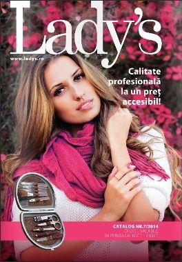 Catalog Ladys (numarul 7) octombrie 2014