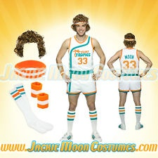 Jackie Moon Costume Set - Flint Tropics Halloween Outfit From Semi-Pro  #eBay #Halloween