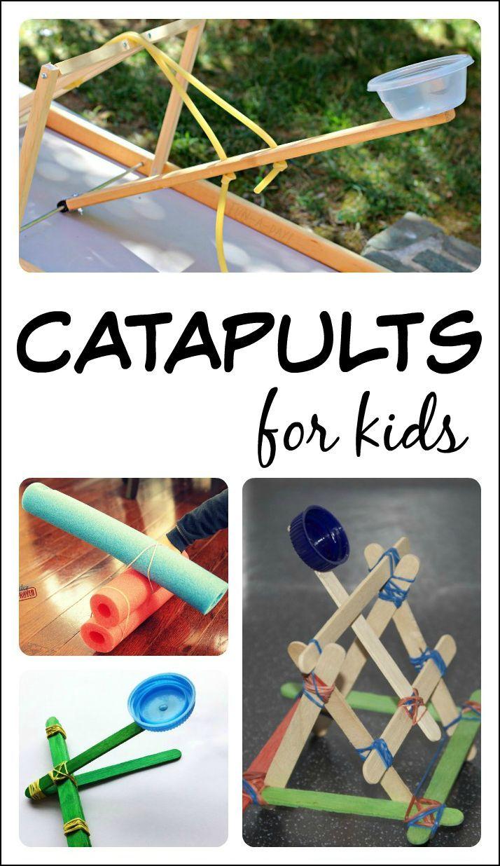 Schauen Sie sich 14 Amazing Catapults für Kinder …