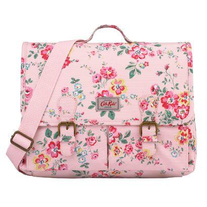 Thorp Flowers Kids Satchel Backpack. Cath Kidston.