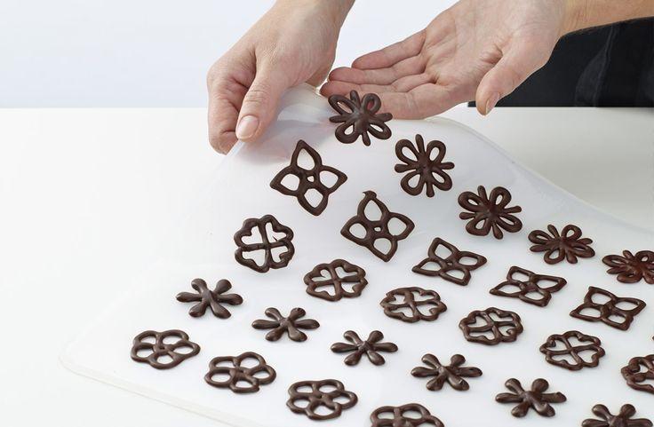 """Regalador.com - Plantillas para decorar dulces y pasteles """"Decomat Basic"""" de Lékué"""