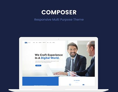 "Check out new work on my @Behance portfolio: ""Composer - Responsive Multi Purpose WordPress Theme"" http://be.net/gallery/43421593/Composer-Responsive-Multi-Purpose-WordPress-Theme"