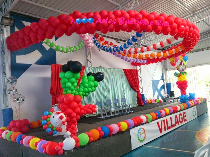 decoração formatura educação infantil  Pesquisa Google  FORMATURA EDUCAÇÃO  -> Decoracao Banheiro Educacao Infantil