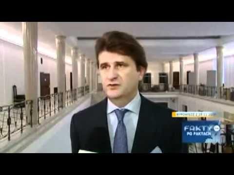Janusz Palikot o symbolice krzyża w miejscach publicznych