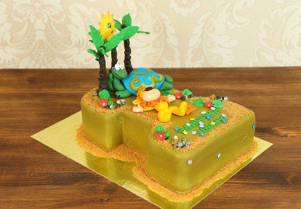 """http://abello.ru/netshop/cakes/children/catalogue-children-cakes_13503.html  Детский торт """"Львёнок и Черепаха""""  #ТортЛьвёнокиЧерепаха - идеальный торт для малышей. Каждый из нас подпевал этим любителям полежать на солнышке и поглядеть на него. И даже несмотря на появление разнообразных «шреков», «черепашек-ниндзя» и других «супергероев», эти герои любимы и сейчас. Будьте уверены, этот красочный торт станет отличным подарком на любое торжество, а также сделает его ярче и интереснее!  С…"""