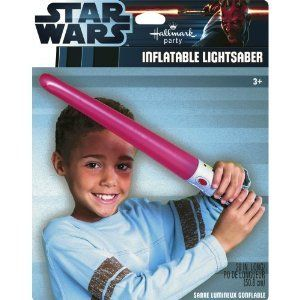 Star Wars ( Star Wars ) Inflatable Lightsaber Toy ( parallel imports ) @ niftywarehouse.com #NiftyWarehouse #Geek #Products #StarWars #Movies #Film