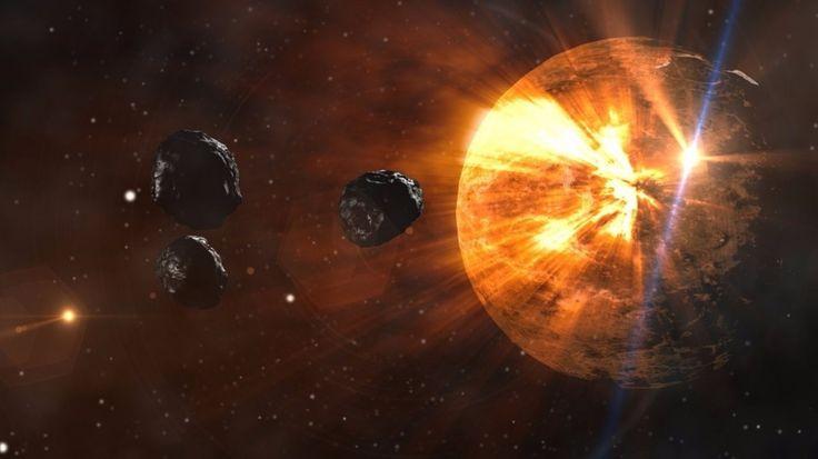 Ученые открыли удивительный пучок энергии в черной дыре, создающий иллюзию