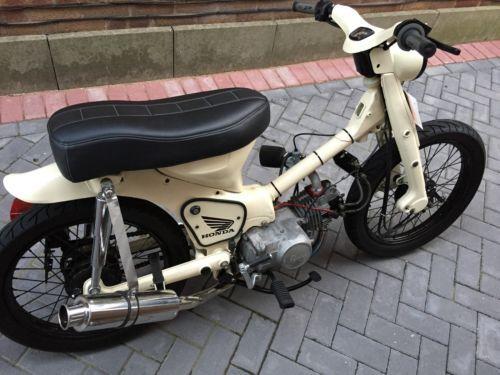 1967 Honda C90 Cm91 Cub Cub 70 90 Honda Cub Honda Y