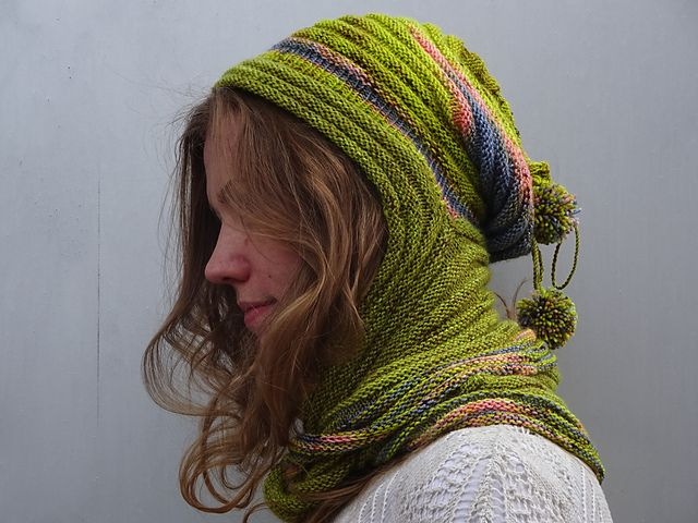 Hooded Cowl Knitting Pattern Ravelry : 584 best images about Knit Cowls on Pinterest Knit cowl, Fair isles and Fre...