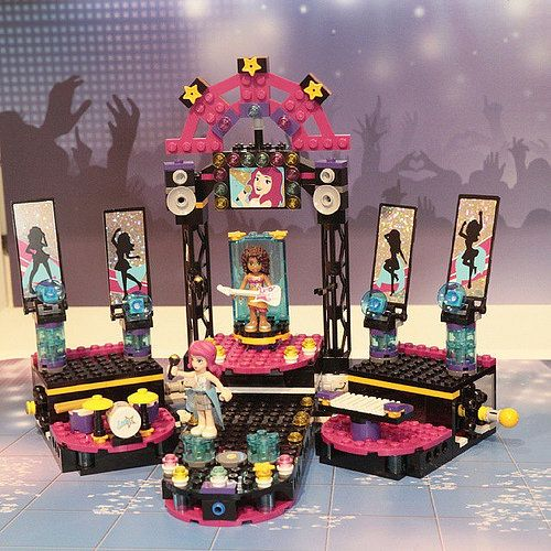 Heartlake Times Friends Display At Legoland Billund: 184 Best Images About Legos Wanted On Pinterest