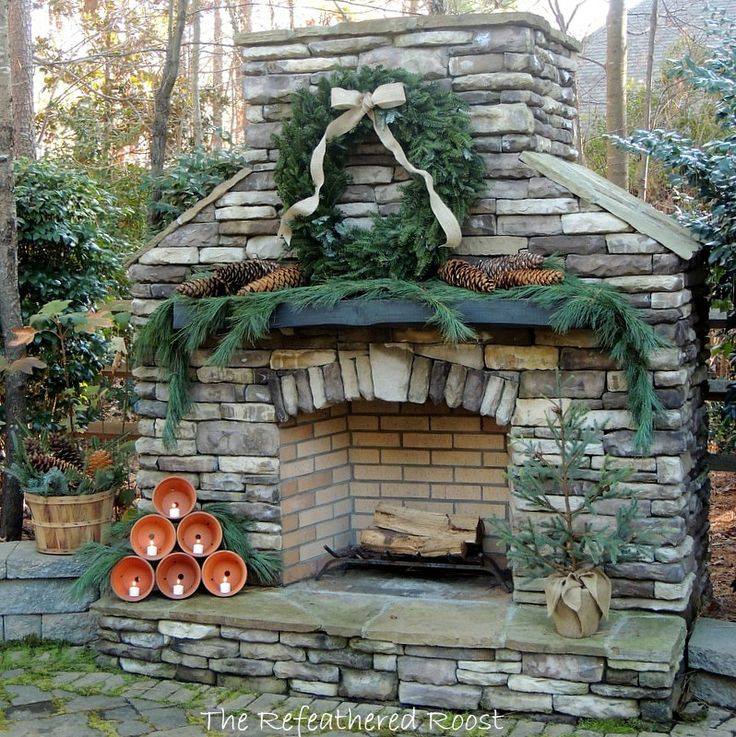 Decoration Ideas How To Choose Outdoor Animated Christmas: 25+ Best Ideas About Potted Christmas Trees On Pinterest