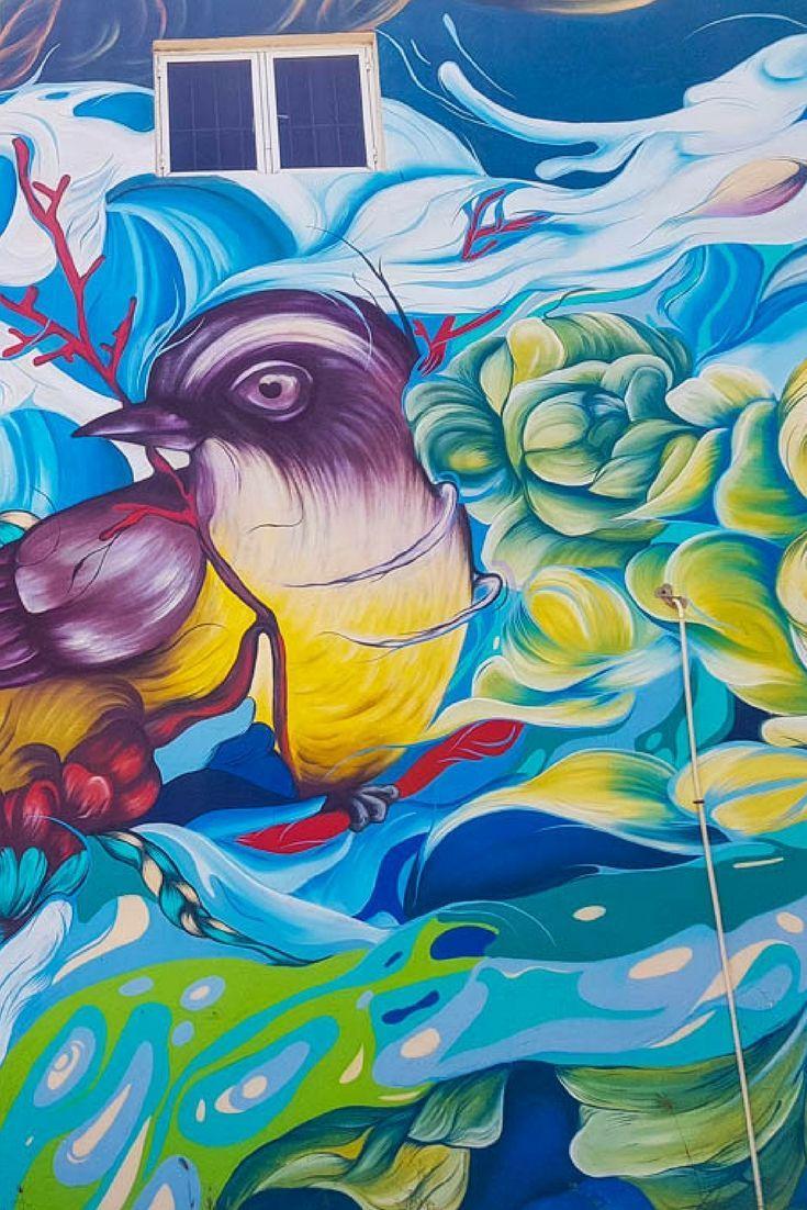 784 Best Street Art Around The World Images On Pinterest  # Muebles Kiona Santander