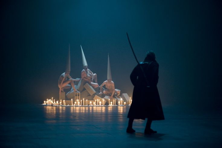"""""""Macbeth"""" by William Shakespeare, directed by Laurent Pelly / Saturday, March 10, 2012"""