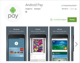 android pay google play