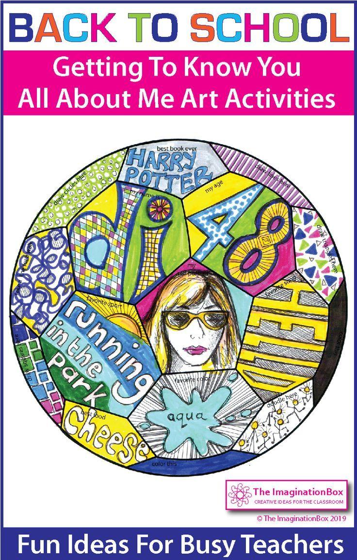 Back to School Art Bundle – Activities and Decor 1