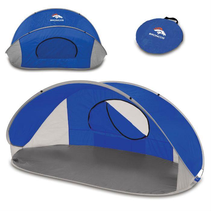 Denver Broncos Blue Manta Sun Shelter