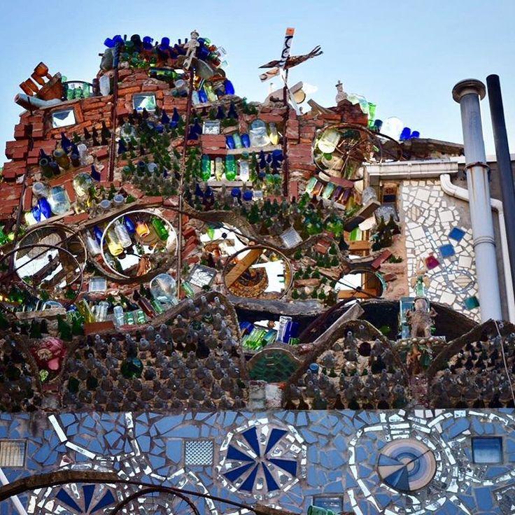 Philadelphia's Magic Garden. Philly Art (With images