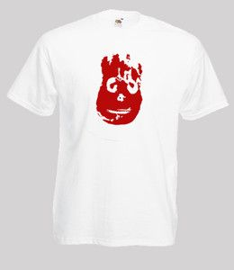£9.99 #Wilson #Bloody #HandPrint #Tshirt Size M/L/XL/XXL/3XL/4XL/5XL #Halloween #Castaway