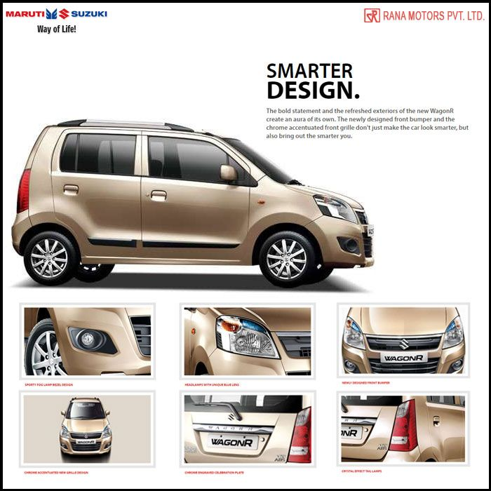 WagonR now with Auto Gear Shift http://www.ranamotors.co.in/toolkit/maruti-suzuki-wagonr-en-in.htm  Contact Numbers:- Safdarjung: 011-26712222 Janakpuri: 011-47911111 Tis Hazari: 011-47166666 Iffco Chowk: 0124-4260000 Prashant Vihar: 011-48277777  #MarutiSuzuki #WagonR #AutoGearShift #RanaMotors #Delhi #Gurgaon #Janakpuri