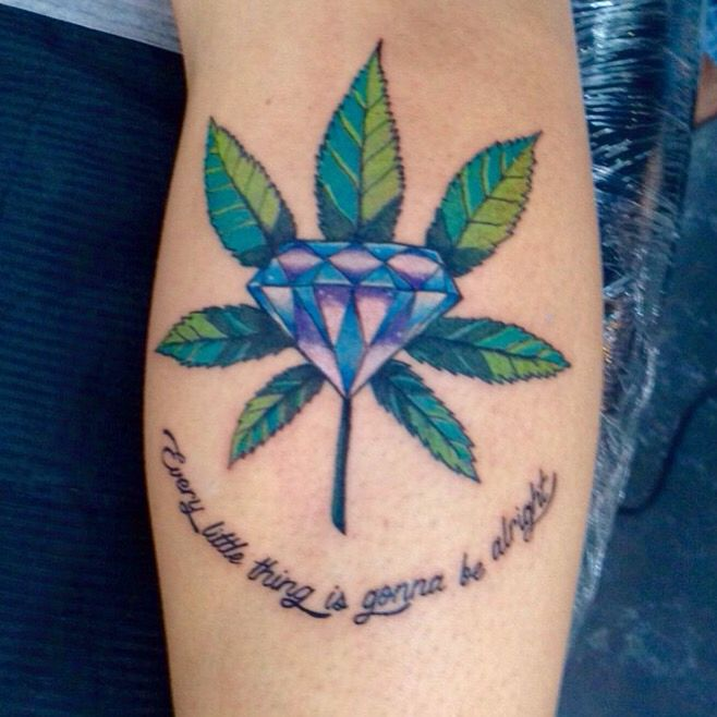 231 best fancy weed tattoos images on pinterest weed tattoo cannabis and tattoo ideas. Black Bedroom Furniture Sets. Home Design Ideas